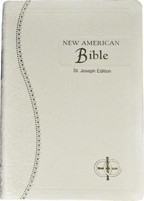 Saint Joseph Medium Bible-NABRE Cover Image