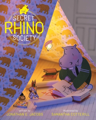 The Secret Rhino Society Cover Image
