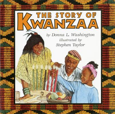 The Story of Kwanzaa (Trophy Picture Books) Cover Image