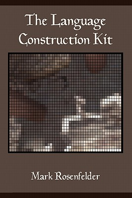 The Language Construction Kit Cover