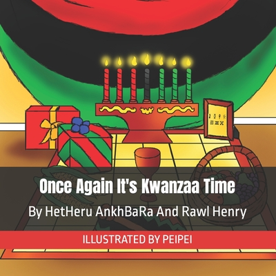 Once Again I'ts Kwanzaa Time Cover Image