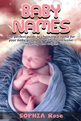 Baby Names Cover Image