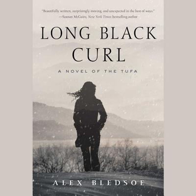 Long Black Curl (Tufa Novels #3) Cover Image