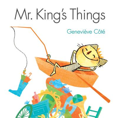 Mr. King's Things Cover