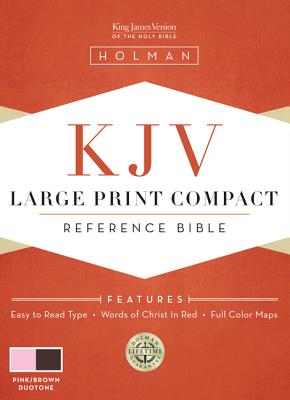 Large Print Compact Bible-KJV Cover