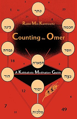 Counting the Omer: A Kabbalistic Meditation Guide Cover Image