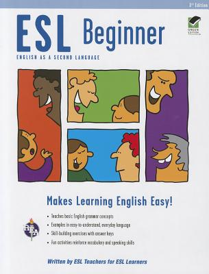 ESL Beginner (English as a Second Language) Cover Image