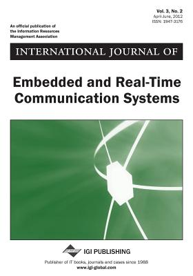 International Journal of Embedded and Real-Time Communication Systems, Vol 3 ISS 2 Cover Image