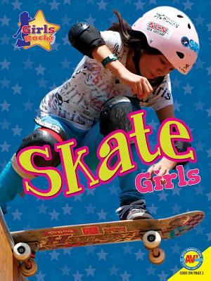 Skate Girls (Girls Rock!) Cover Image