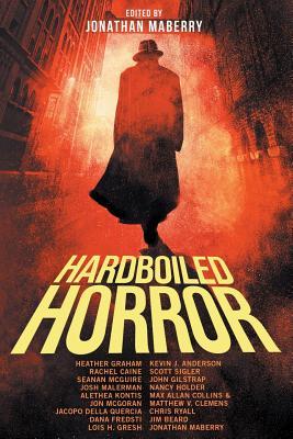Hardboiled Horror Cover Image