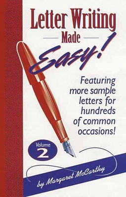 Cover for Letter Writing Made Easy! Volume 2