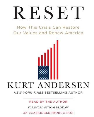 Reset: How This Crisis Can Restore Our Values and Renew America Cover Image