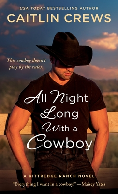 Cover for All Night Long with a Cowboy