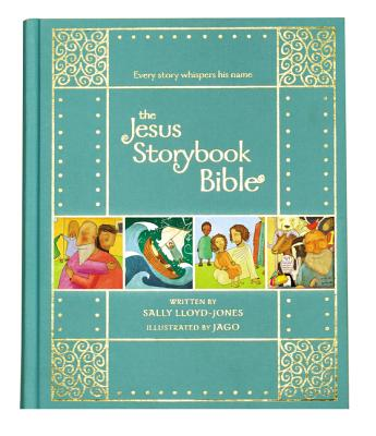 The Jesus Storybook Bible Gift Edition Cover