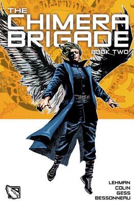The Chimera Brigade: Vol II Cover Image