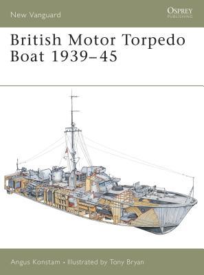British Motor Torpedo Boat 1939-45 Cover Image