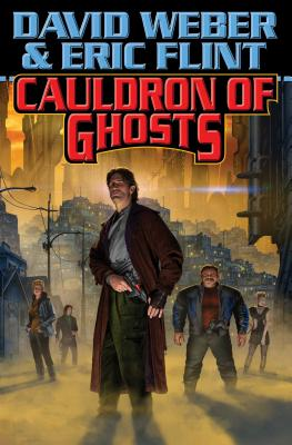 Cauldron of Ghosts (Crown of Slaves #3) Cover Image