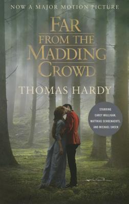 Far from the Madding Crowd (Movie Tie-in Edition) (Vintage Classics) Cover Image