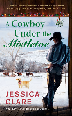 A Cowboy Under the Mistletoe (The Wyoming Cowboys Series #3) Cover Image