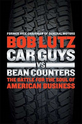 Car Guys vs. Bean Counters Cover