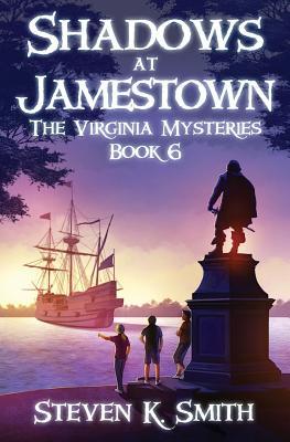 Shadows at Jamestown (Virginia Mysteries #6) Cover Image