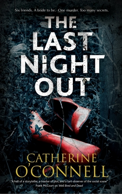 The Last Night Out: A Psychological Thriller Cover Image