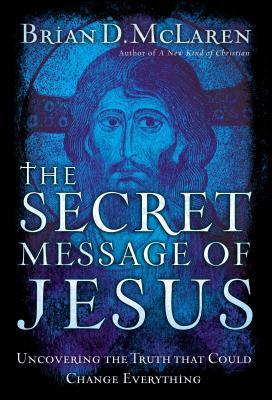 The Secret Message of Jesus Cover