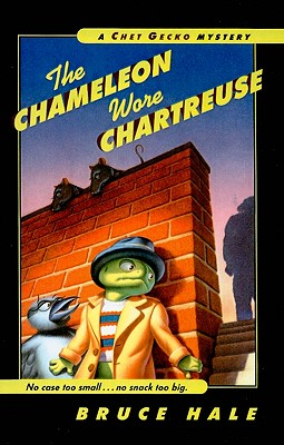The Chameleon Wore Chartreuse (Chet Gecko Mysteries (Numbered) #1) Cover Image
