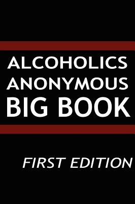 Alcoholics Anonymous - Big Book Cover Image