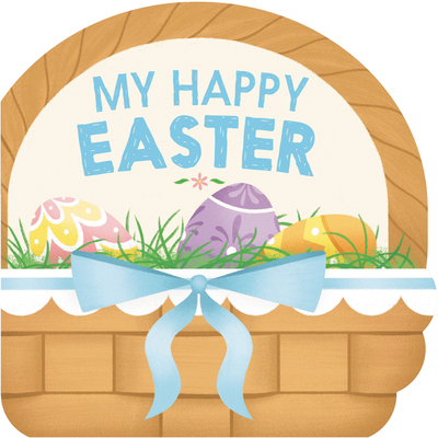 My Happy Easter (My Little Holiday) Cover Image