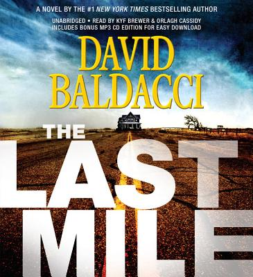 The Last Mile (Memory Man Series #2) Cover Image