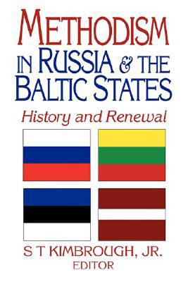 Methodism in Russia and the Baltic States Cover Image