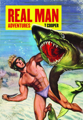 Real Man Adventures Cover