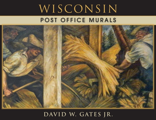 Wisconsin Post Office Murals Cover Image
