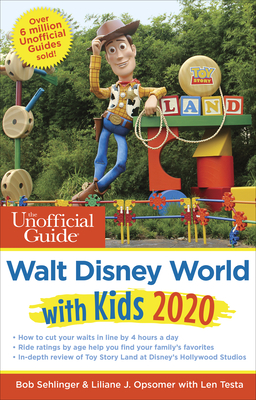 The Unofficial Guide to Walt Disney World with Kids 2020 (Unofficial Guides) Cover Image