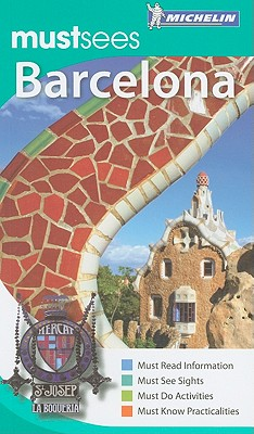 Michelin Must Sees Barcelona Cover