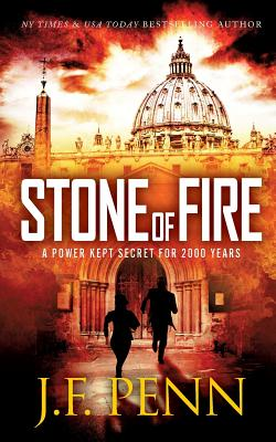 Stone of Fire (Arkane Thrillers #1) Cover Image