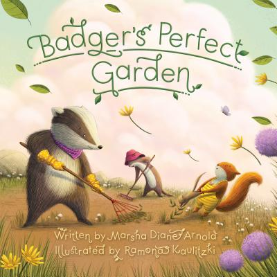 Cover for Badger's Perfect Garden