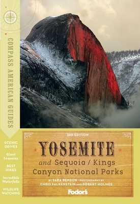 Yosemite and Sequoia/Kings Canyon National Parks Cover Image
