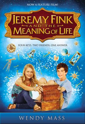 Jeremy Fink and the Meaning of Life Cover