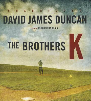 The Brothers K Cover Image