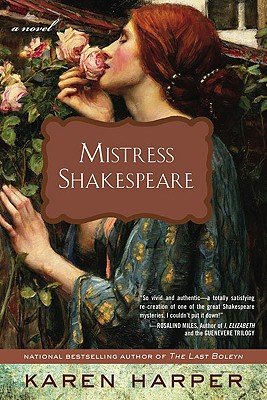 Mistress Shakespeare Cover Image