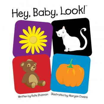 Cover for Hey, Baby, Look!
