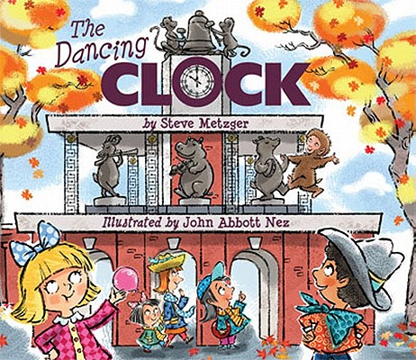 The Dancing Clock Cover