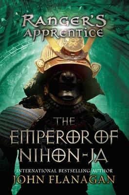 The Emperor of Nihon-Ja: Book 10 (Ranger's Apprentice #10) Cover Image