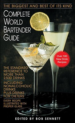 Complete World Bartender Guide Cover
