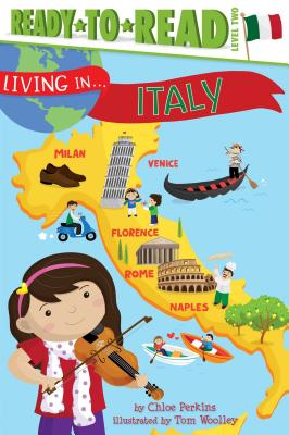 Living in . . . Italy Cover Image