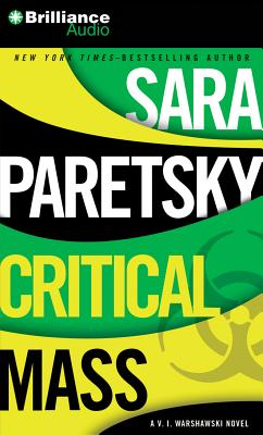 Critical Mass (V. I. Warshawski #16) Cover Image