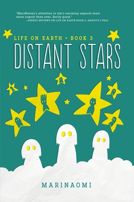 Distant Stars: Book 3 (Life on Earth) Cover Image