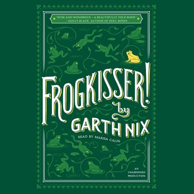 Frogkisser! Cover Image
